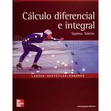 Libro Cálculo Diferencial E Integral De Larson Mcgraw Hill