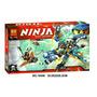 Ninjago Lego Alterno Flying Dragon Trueno Espadachin Samurai