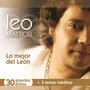 Leo Mattioli - Lo Mejor Del León - 30 Grandes Éxitos + 3 Cd