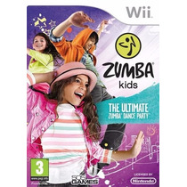 Zumba Kids Wii Nintendo - Novo E Lacrado / Pronta Entrega!