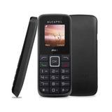 Celular Alcatel 1011d 3 Chips Fm Radio Tela 1.4