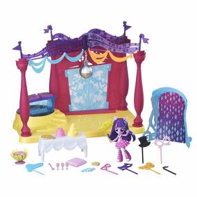 Boneca My Little Pony Equestria Girls Mini Playset Twilight