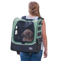 Pet Gear I-go2 Plus Traveler Rolling Backpack Carrier For Ca