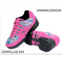 Zapatilla Danza Jazz Y Fitness Nuevo Modelo Psicodélicas