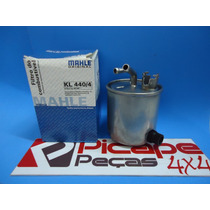 Filtro Combustível Diesel Nissan Frontier 2012/... Kl440/4