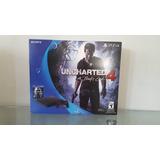 Ps4 Slim 500 Sellado Uncharted 4
