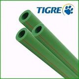 Caño Verde Fusión Pn20 20 Mm X 4 Mts Tigre