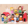 Kit Festas Snoopy Charlie Brown Aniversários Decoração