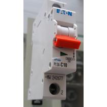 Pastilla Termomagnetica 1 Polo 10 Amperes Pls6-c10-mw Eaton