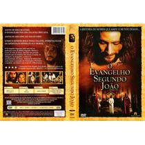 O Evagelho Segundo Joao - Dvd (produto Original) Gospel