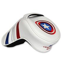 Craftsman Golf Nuevo Capitán América Escudo Conductor Del G