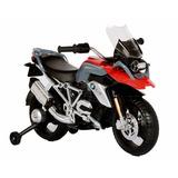 Moto A Batería Para Niños Bmw 1200