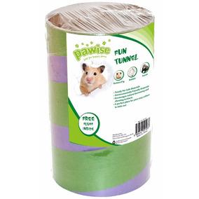 Tunel Roedores Cama Porquinho Índia Hamster Chinchila G 42gr