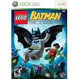 Lego Batman Fisico Nuevo Xbox 360 Dakmor