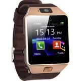 Relógio Bluetooth Smartwatch Dz09 Iphone Gear Chip Lg Moto G