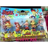 Figuras Coleccionables Jacke Y Los Piratas