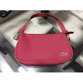 Lacoste Bolsa Original New Classic 38 Raspberry