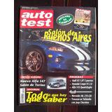 Auto Test 117 7/00 Alfa 147 Audi A3 1.8t Hyundai Coupe Fx