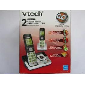 Telefono De Casa Vtch Dual Con Contestadora Envio Gratis