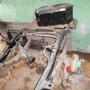 Transmisión Trasera De Jeep Cj 7 Aoñ 84 Chasi Largo