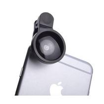 Selfie Cam Lens, Lente Ojo Pescado Para Celular Envio Gratis