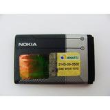 Bateria Nokia Bl 6c 3,7v Compativel Selo Anatel