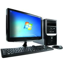 10 Computadoras Nuevas Ciber Escuelas C/ Monitor 20 Pulg.