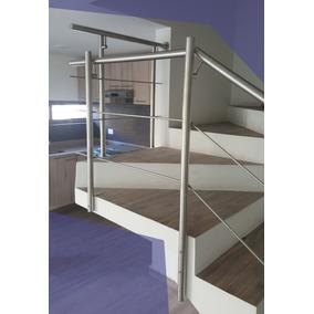 Barandal En Acero Inoxidable Instalación Y Fabricacion