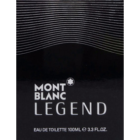 Perfume Mont Blanc Legend Edt 100ml Lacrado
