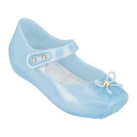 Mini Melissa Ballet - Azul