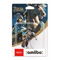 Amiibo Link Rider Zelda Breath Of The Wild Switch Msi