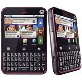 Motorola Mb502 Charm Qwerty Touch Mp3 Android Whatsapp Fm