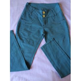 Calça Jeans Feminina - Oppnus/all Denim - Azul