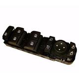 Conjunt Botão Interruptor Vidro Eletrico Renault Fluence 3a9