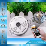 Camara Ip Wifi 360 Grados Panoramica Espia En Celular Plato