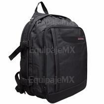 Mochila Nicks Club Para Laptop 15.4 Pulg Y Netbook 10.1