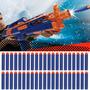 80 X 7.2 Cm Azul Eva Soft Bala Dart Para Blaster Nerf Jugue