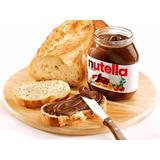 Nutella 5 Potes De 650g (3,25kg) Avelã Muito Barato+brinde!!