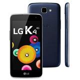Celular Smartphone Lg K4 Com 8gb, Dual Chip,4g Nacional Nf