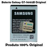 Bateria Galaxy Gt-s6102b Original - Bateria Samsung