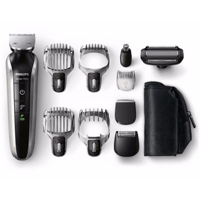 Afeitadora Philips Multigroom 10 En 1 Qg3380 Kit Profesional