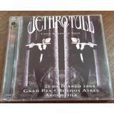 Jethro Tull - Teatro Gran Rex Argentina 2004 2cd Yes Genesis