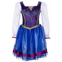 Disney Congelado Encantador Vestido - Anna