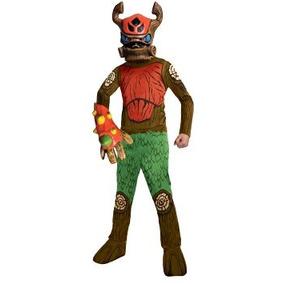 Disfraz Para Niño Rubíes Skylanders Swap Fuerza Árbol De Ve