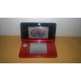 Consola Nintendo 3ds Con Juegos