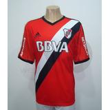 Camiseta River Plate Suplente Roja 2014/2015 Cavenaghi Nº 9