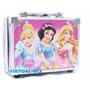 Maleta Infantil Maquiagem Brinquedo Princesas E Moranguinho!