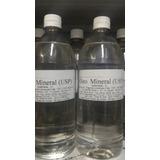 1 Litro De Óleo Mineral Usp