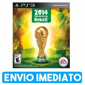 Fifa World Cup Brazil 2014 Ps3 Cod Psn Envio Rápido