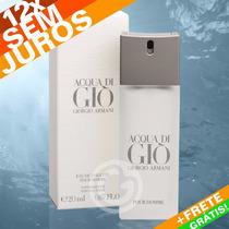 Perfume Acqua Di Giò Pour Homme Edt Masculino 20ml